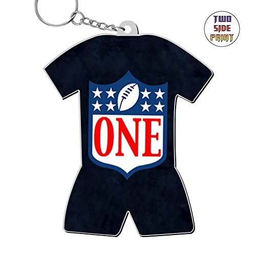 okkeyring Zinc Alloy Metal Car Business Key Chain,Print One,Best Gift for Friends Boys Girls