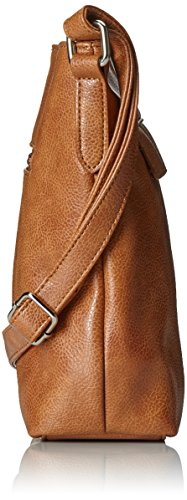 Handbag Body Cognac Cross Brown Carla Womens Bag zwxvzSaBqc