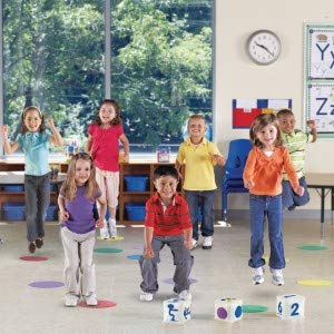 Learning Resources Ready, Set, Move Classroom Activity Set