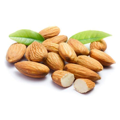 Original Bold Mamra Almonds ( Badam) 1 Kg (35.27 ) By Dilkhush