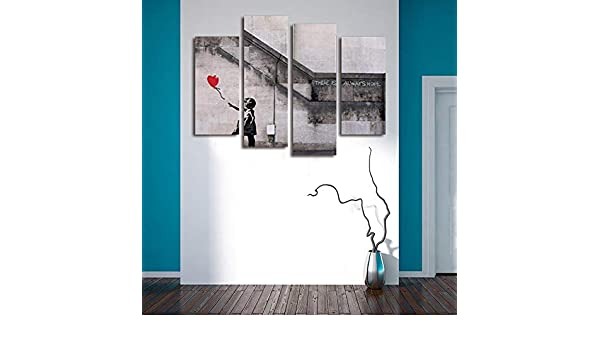 Olydmsky Cuadros dormitorios Modernos,Pintura Mural Arte de Pared ...