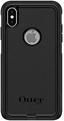 meet d9726 7a7be OtterBox Commuter Series Case for iPhone Xs Max (only) (Renewed) Black