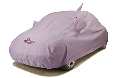 Covercraft Custom Fit Car Cover for Select Ferrari 458 Italia Spider Models - Noah (Pink)