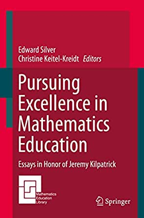 Amazon.com: Pursuing Excellence in Mathematics Education