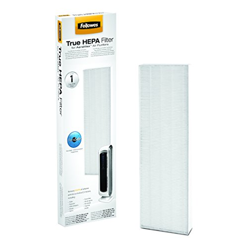 AeraMax 100 Air Purifier True HEPA Authentic Replacement Filter with AeraSafe Antimicrobial Treatment (9287001)