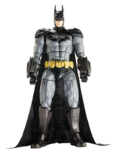 SpruKits DC Comics Batman: Arkham City Batman Action Figure Model Kit, Level 3