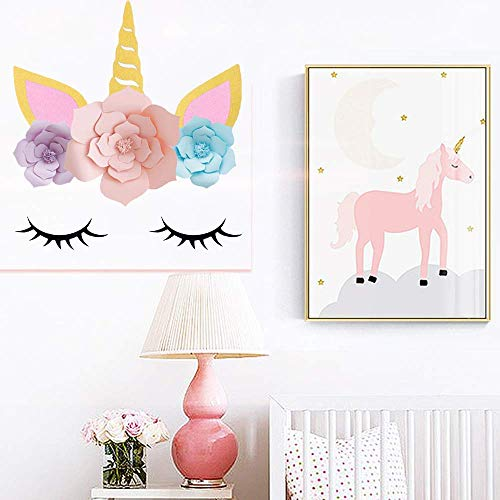 Lhkser Unicorn Party Supplies And Decorations Backdrop For Girls