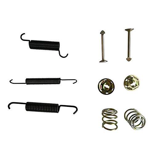 EZGO Golf Cart 1991-Up Bendex Drum Brake Spring Hardware Kit - 27944-G01, -