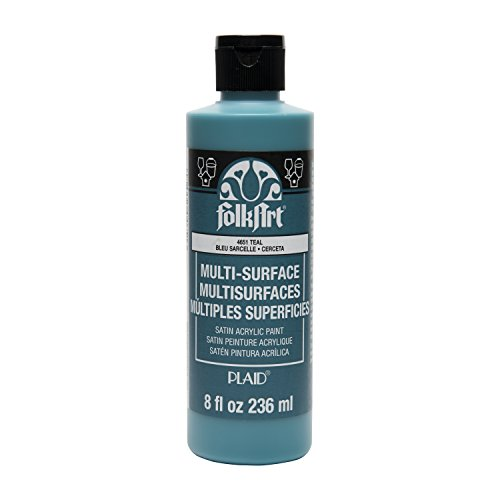 FolkArt Multi-Surface Paint (8 oz), 4651, -