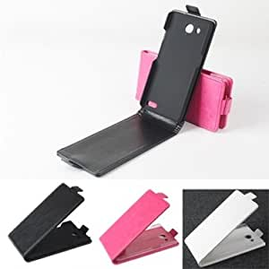 Up-down Filp PU Leather Case for Alcatel One Touch Pop Idol S 6034R