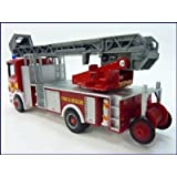 Hong well Kara Lama ž Scania SCANIA fire truck