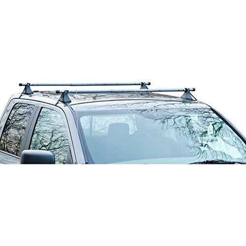 Rage Powersports TRCB-4460-U Telescoping Roof Rack Cargo Cross Bar ,1 Pack