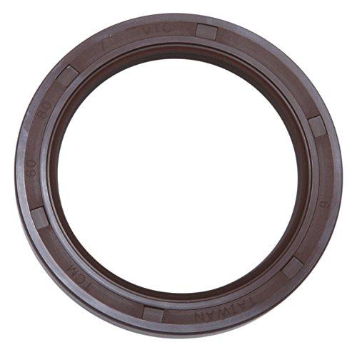 2.953 x 3.740 x 0.394 2.953 x 3.740 x 0.394 Dichtomatik Partner Factory TF Type TCM 75X95X10VTF-BX FKM//Carbon Steel Oil Seal