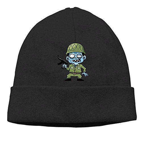zombie skull cap - 2