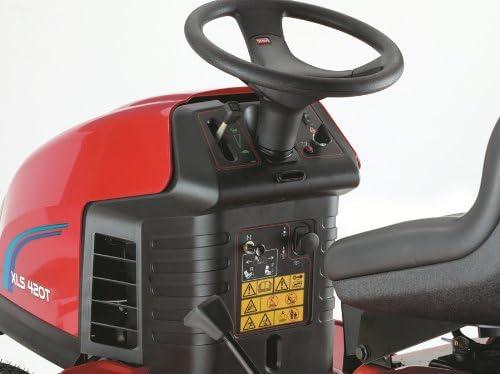 Toro XLS, 420t reciclado operativos, Tractor Cortacésped o ...