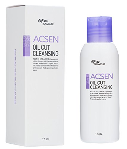 [TROIAREUKE] ACSEN Oil Cut Cleansing 120ml All in One Cleanser