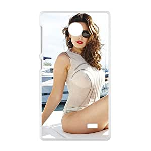 kelly brook Phone Case for Nokia Lumia X Case