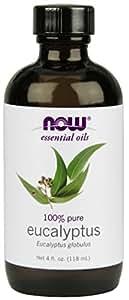 NOW  Eucalyptus Essential Oil, 4-Ounce