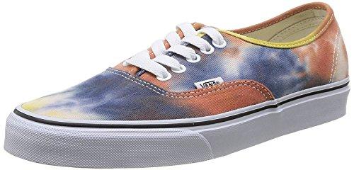 Vans U Authentic, Unisex Adults' Sneakers, Multicoloured (Navy/Burnt Orange), 4 UK (36.5 EU)