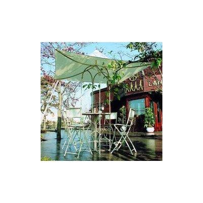ガーデンテーブル アンブレラ付きハイテーブル B00SSVHC2C
