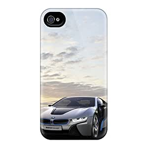 Anti-scratch And Shatterproof Bmw I8 Phone Cases For Iphone 6 Plus/ High Quality Tpu Cases by icecream design