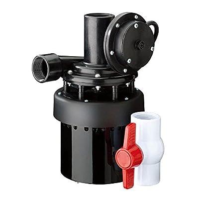 Aquapro 1/3 HP 1300 GPH Utility Sink Pump