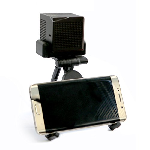 Accessory Set for UO Smart Beam Laser, Micro HDMI cable, Tripod & Holder, Pouch - KDCUSA by KDCUSA.