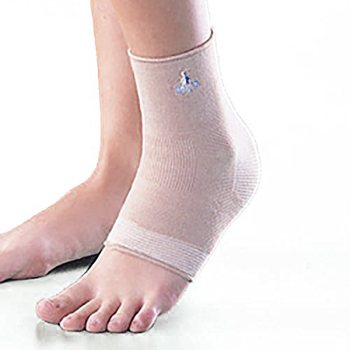 Oppo Medical 4-Way Stretch Right or Left Ankle Support (Natural; Unisex), Medium