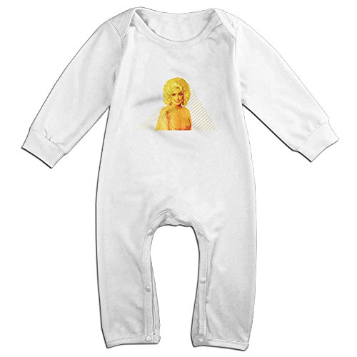 MoMo Dolly Pure & Simple Baby Romper Playsuit Outfits 6 M White -