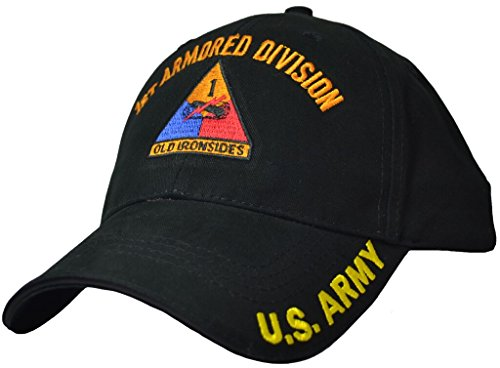 1st Armored Division Low Profile Cap