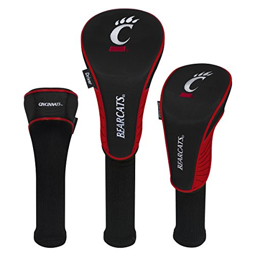 Team Effort Cincinnati Bearcats Set of Three Headcovers