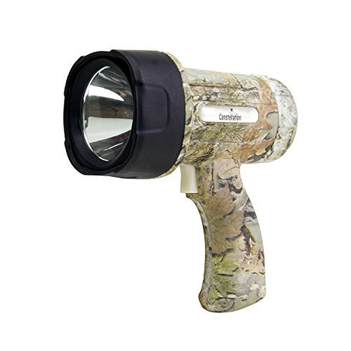 - Constellation Lights JL0003-BR Lumos Camo 3-watt Spotlight, Camoflage by Constellation Lights