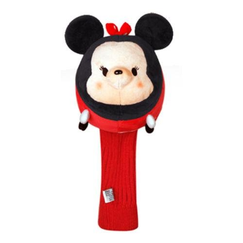 Driver Wood Golf Head Covers Club covers Disney Minnie Mouse Stitch Pooh Jack by PONML (Image #2)