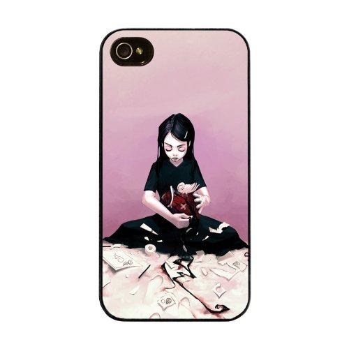 Diabloskinz H0026-0026-0005 Fix you Schutzhülle für Apple iPhone 4/4S