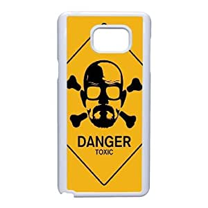 Design Cases Shell Samsung Galaxy Note 5 Cell Phone Case White fon kino o vse tyazhkie breaking bad Epqcs Printed Cover