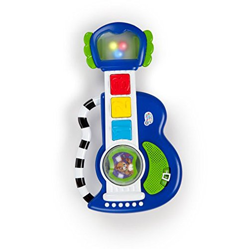 [Baby Einstein Rock Light and Roll Guitar Playset Toy for Kids] (Kids Rock And Roll Costume)