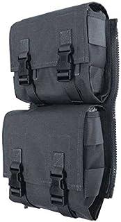 5de07f288f46 Karrimore SF Ruck Sack Sabre side pockets (pair) - Black  Amazon.co ...