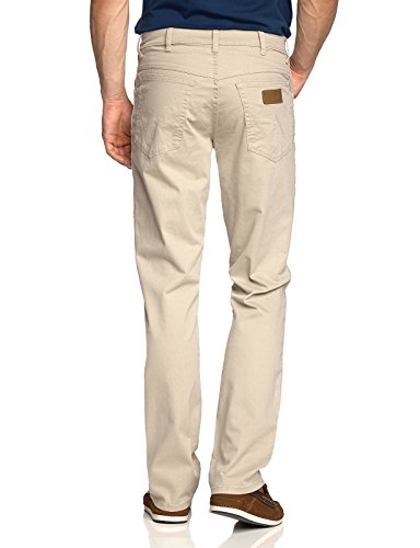 Wrangler - Jeans - Droit - Homme camel camel