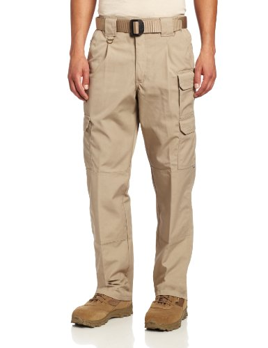 Propper Men's  Canvas Tactical Pant, Khaki, 32 x 32 -