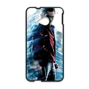 games Quantum Break Game HTC One M7 Cell Phone Case Black DIY Ornaments xxy002-9229405