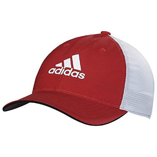 Adidas Climacool Lightweight Flexfit Cap Red/Grey Large/X...