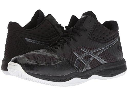 [asics(アシックス)] メンズランニングシューズ?スニーカー?靴 Netburner Ballistic FF MT Black/Black 8.5 (26.5cm) D - Medium
