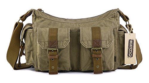vintage army bag - 3
