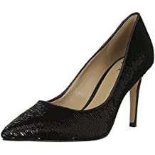The Fix Women's Regina Pointed-Toe Sequin Dress Pump