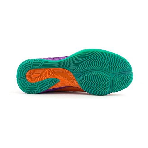 Boombah Damessnelheid Volleybalschoenen - 12 Kleuren Opties - Meerdere Maten Mandarijn / Druif