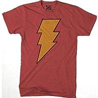 Shazam Super Hero Playera Rott Wear