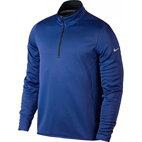 Nike Golf 2016 Hypervis 1/2 Zip Cover up Mens Golf Pullover Game Royal XXL