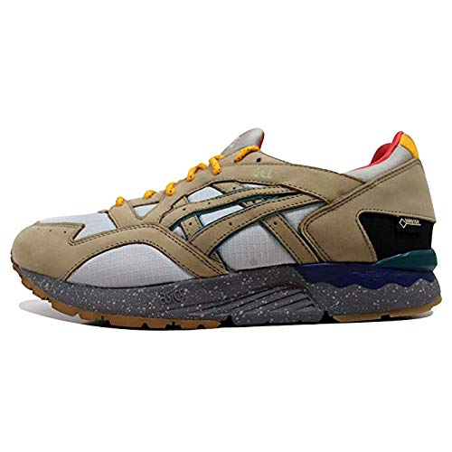ASICS Men's Gel Lyte V 5 Vapor Blue/Olive Grey H44GK 4880 Shoe 11.5 M US