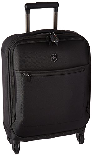 Victorinox Avolve 3.0 Global Expandable Carry-on Spinner, Black by Victorinox