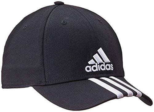 adidas Kappe Performance 3S Cap, Schwarz, OSFM, S20460